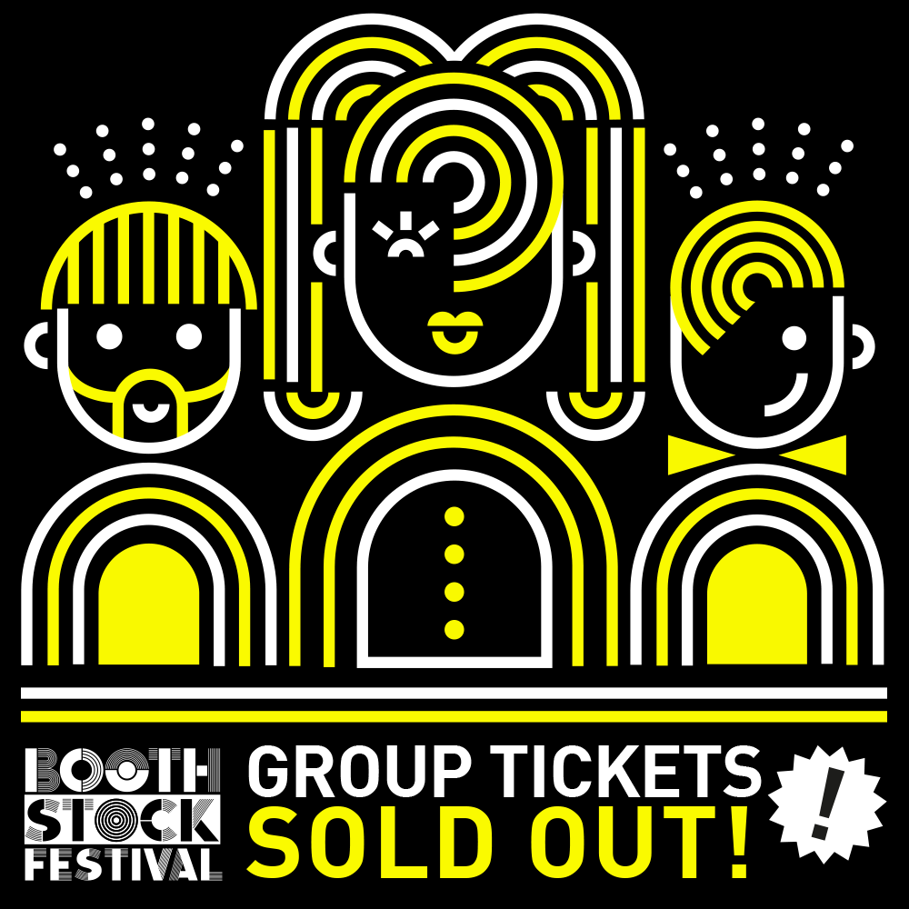GROUPTICKETS SOLD OUT!