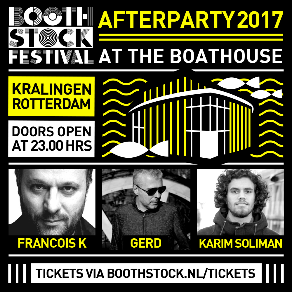 BOOTHSTOCK AFTERPARTY
