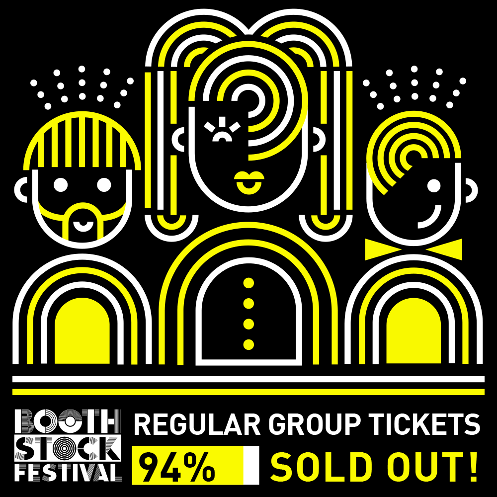 GROUPTICKETS ALMOST SOLD OUT