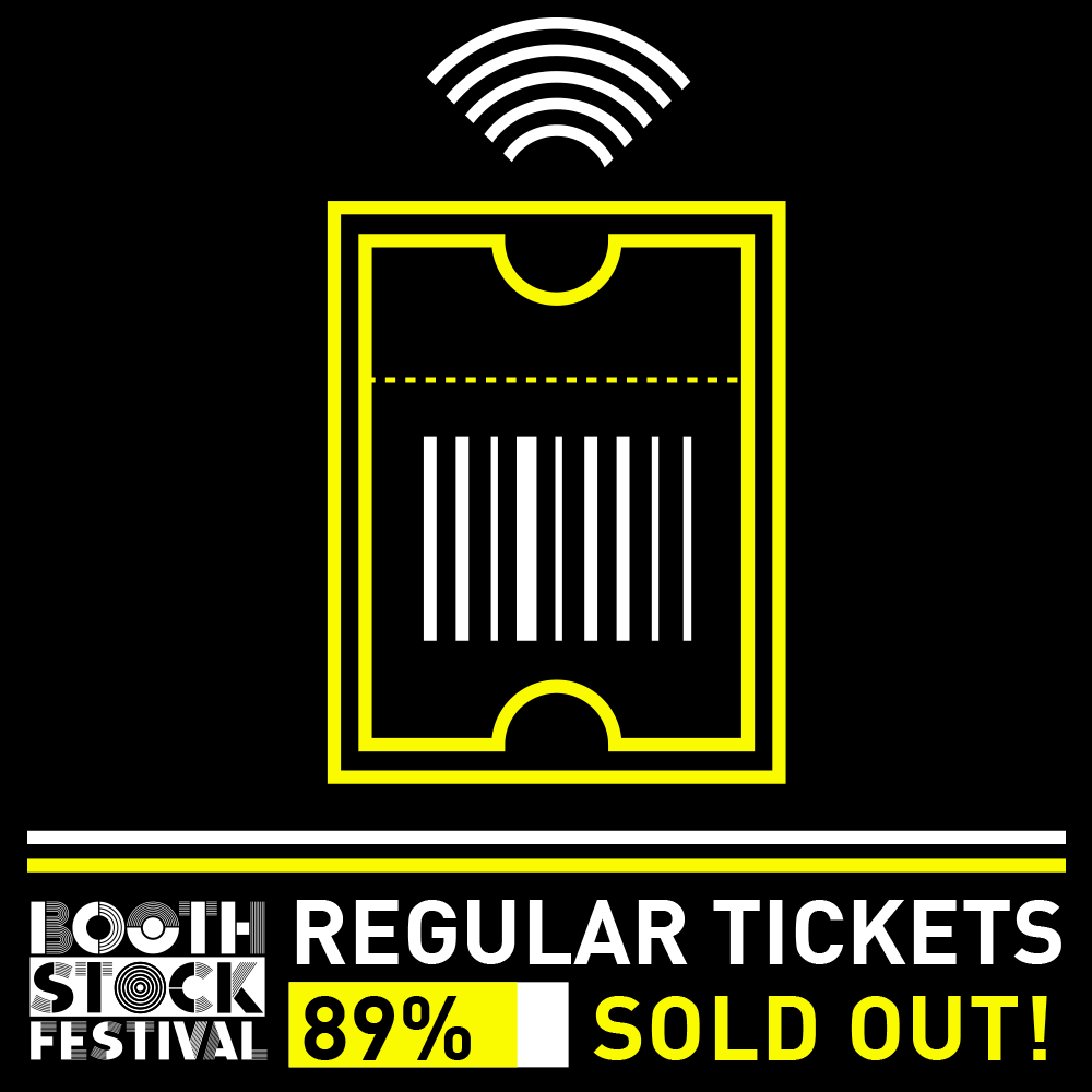 TICKETS MORE THAN 89% SOLD OUT